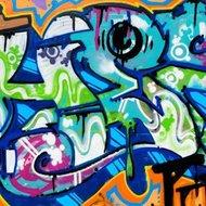 Film adhésif anti graffiti