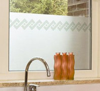 Film de fenêtre décoratif Premium | Auto-adhésif