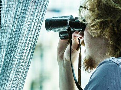 Miroir anti-regard extérieur (HR + et HR ++ et supérieur)