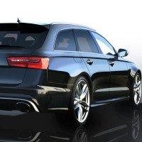 Feuille de vitre de voiture - INT - Format étroit teinté gris moyen